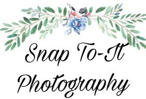 Snap To It Photography logo