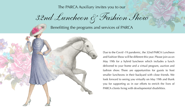 Auxiliary 2021 Luncheon